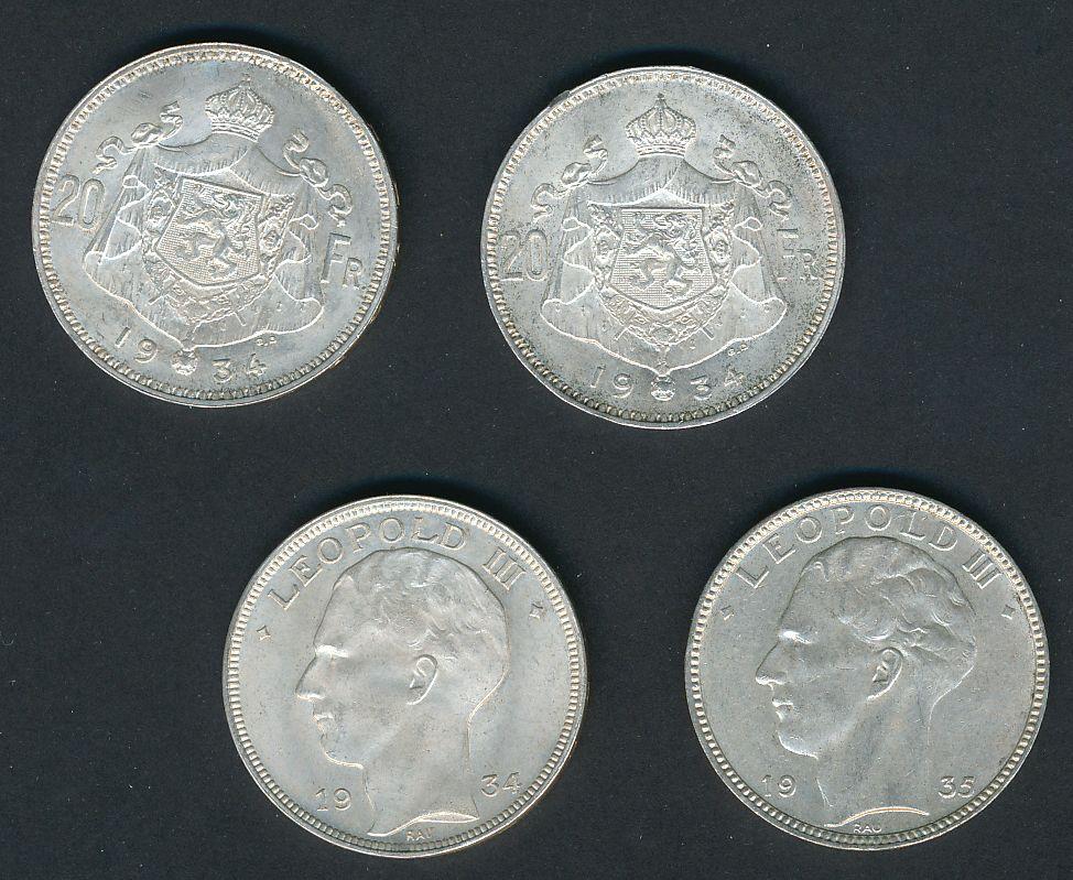20 frank zilver albert