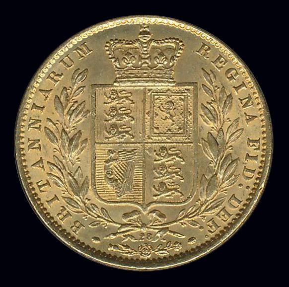 engeland goud front britanniarum regina