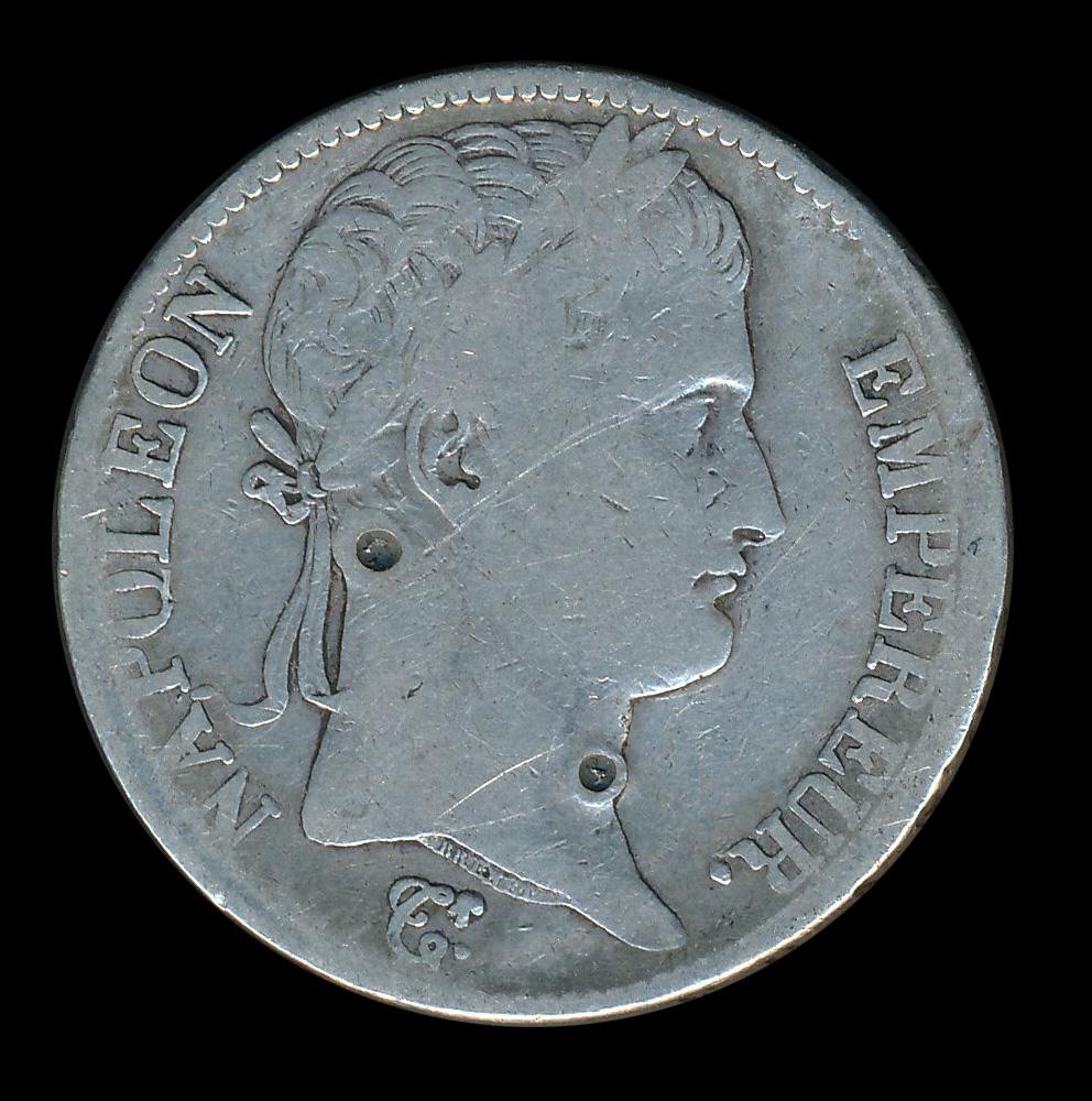 frankrijk zilver franc 5 napoleon