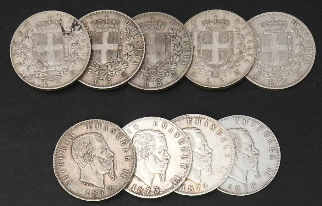 italie 5 lire