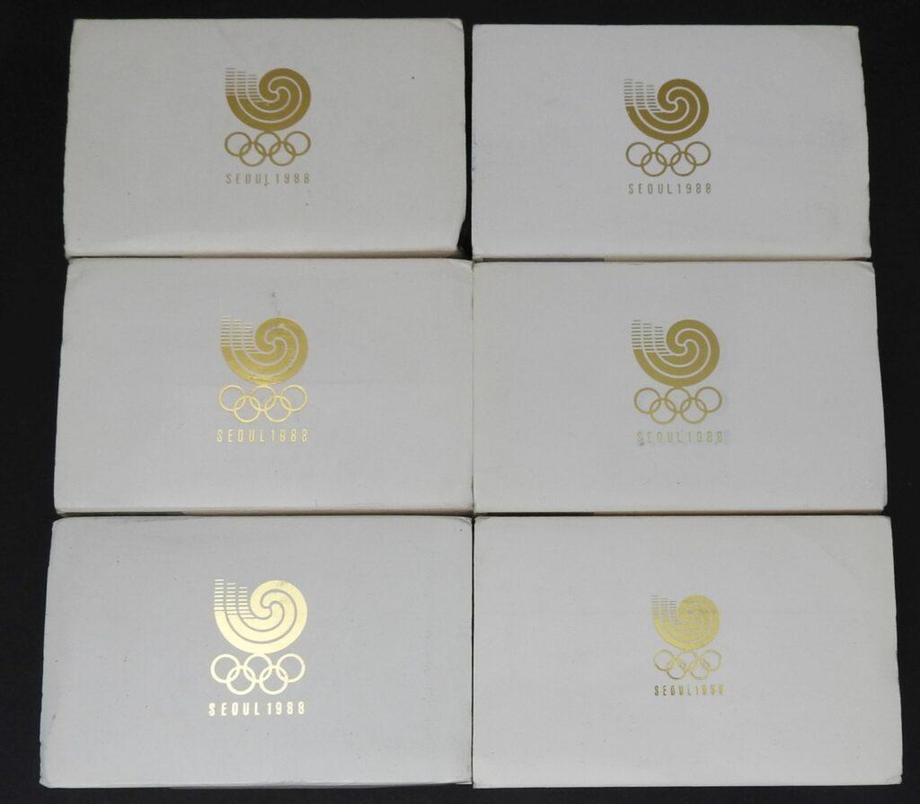 Seoul Olympische Spelen Griekenland