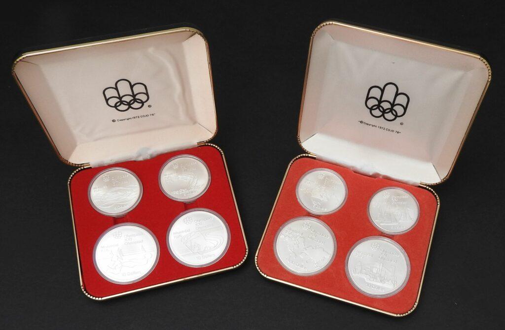 Zilver Olympische Spelen