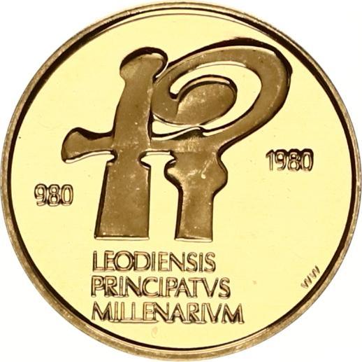 980 1980 goud leodinsis principatvs millenarium