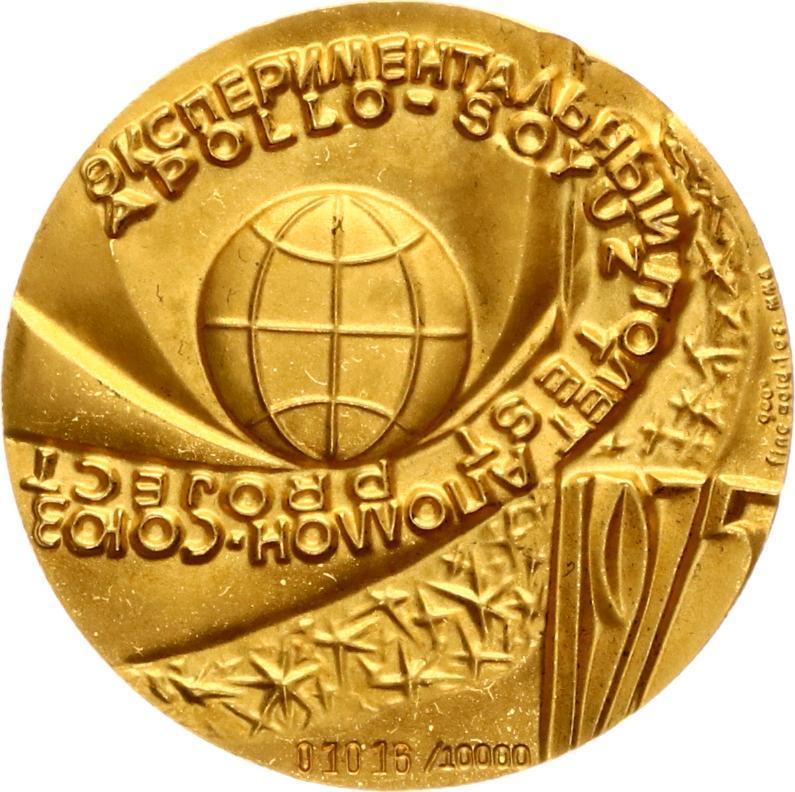 Rusland Apollo-Soyuz 1975