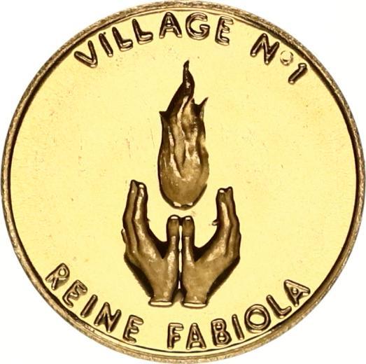 fabioladorp village n1 reine fabiola goud